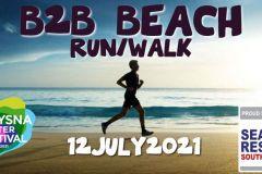 B2B Beach Run